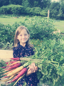 Eryn With Carrots Cover Photo 1000